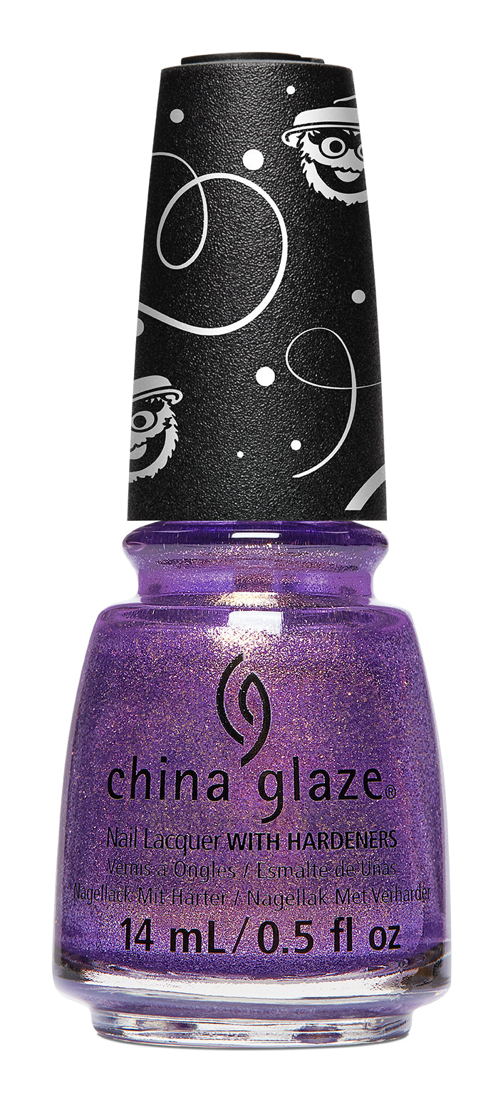 China Glaze- Sesame Street Holiday- Fa-La-Ah-Ah-Ahhh!