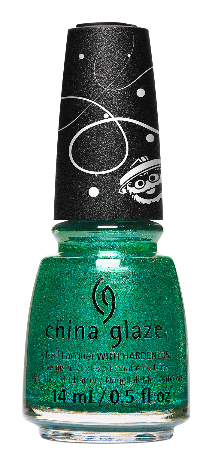 China Glaze- Sesame Street Holiday- Brought to You By...