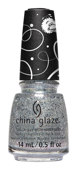 China Glaze- Sesame Street Holiday- T is For Tinsel