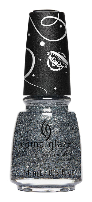 China Glaze- Sesame Street Holiday- Since 1969
