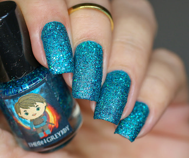 Esmaltes da Kelly- Ice and Fire- Theon Greyjoy