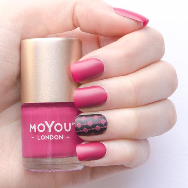 MoYou London- Stamping Polish- XOXO