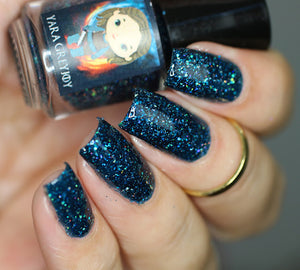 Esmaltes da Kelly- Ice and Fire- Yara Greyjoy