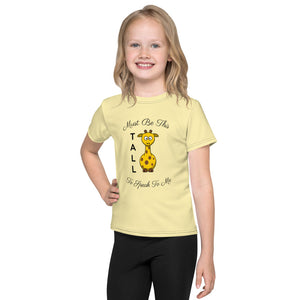 Kids T-Shirt - Giraffe