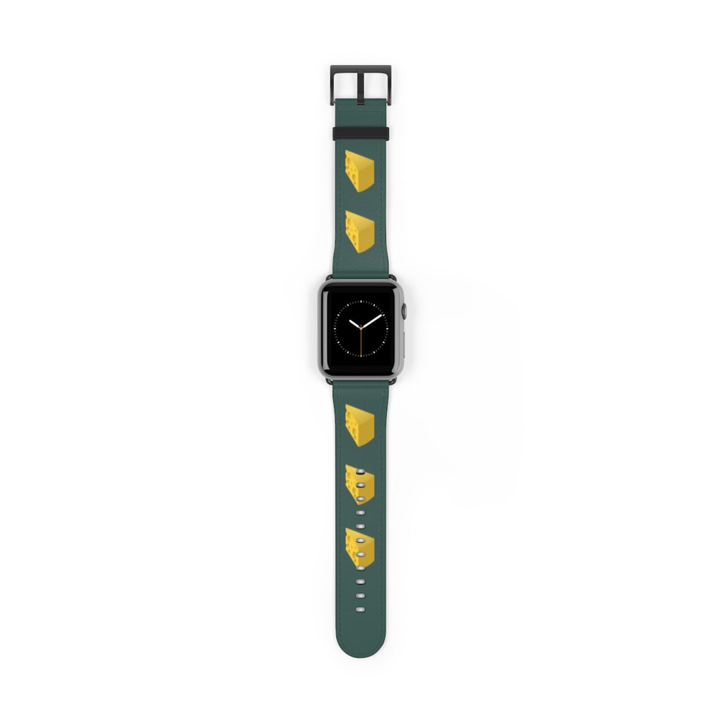 Watch Band - Green Bay Cheese