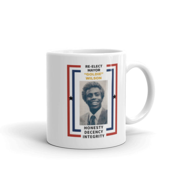 Mug - Mayor Goldie Wilson
