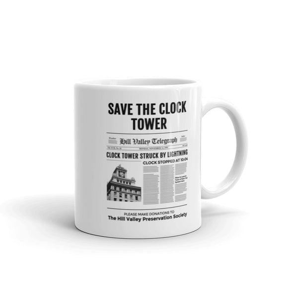 Mug - Save The Clocktower