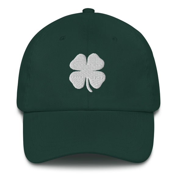 Hat - Lucky Four Leaf Clover