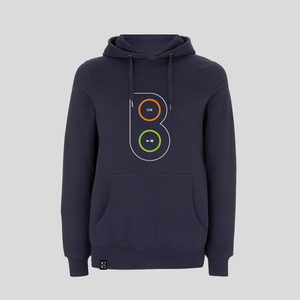 Bedrock CDB Limited Edition Hoody - Navy