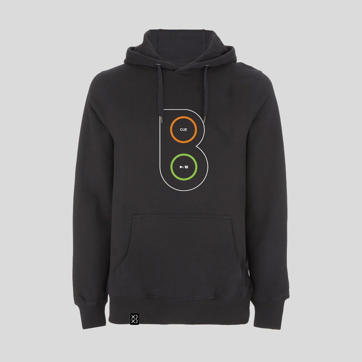 Bedrock CDB Limited Edition Hoody - Black