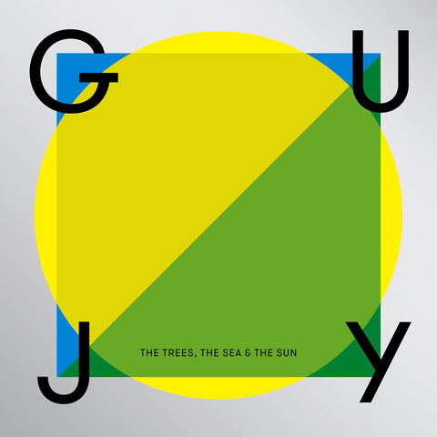 Guy J - The Trees, The Sea & The Sun 2xCD