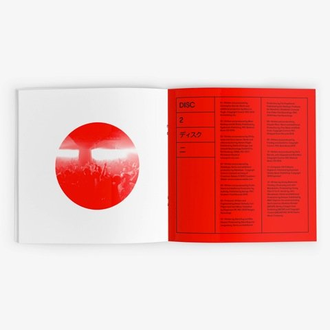 Live in Tokyo 5xCD Re-press