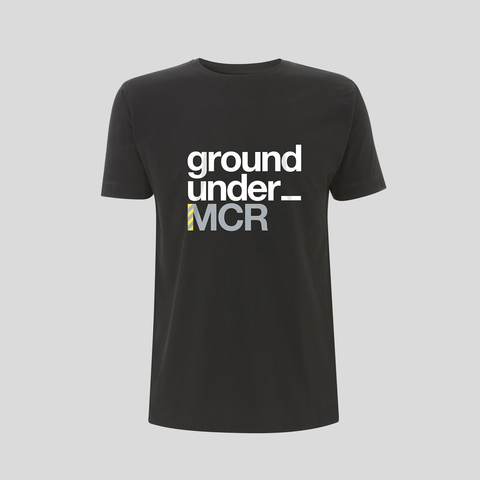 Ground Under MCR T-Shirt - Black