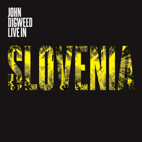 John Digweed Live in Slovenia 2 x CD Limited Signed Slipcase Edition