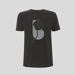 Bedrock SLB Limited Edition T-shirt - Black