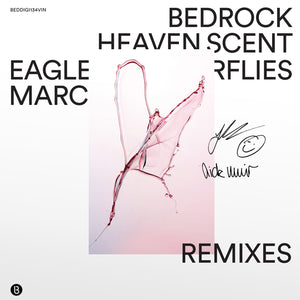 "Bedrock -  Heaven Scent Remixes Signed 12"" Vinyl"