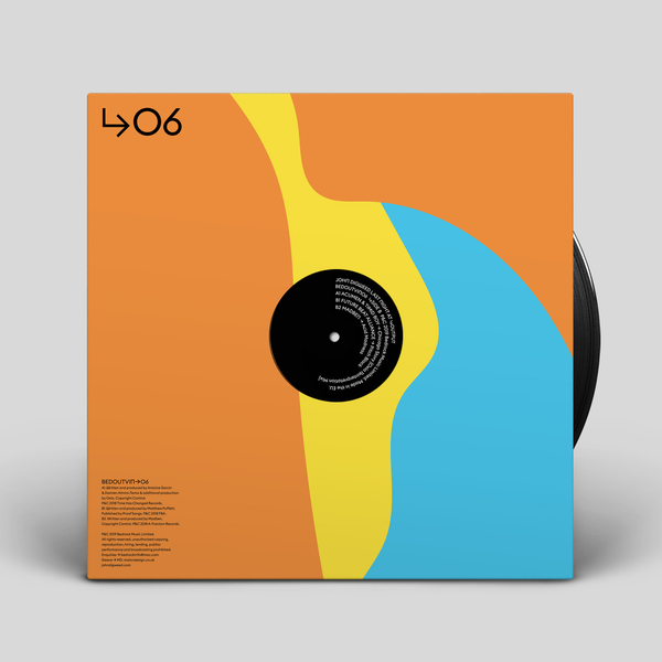"John Digweed - New Last Night at Output 2x12"" Vinyl Pack -  Parts 5 & 6"