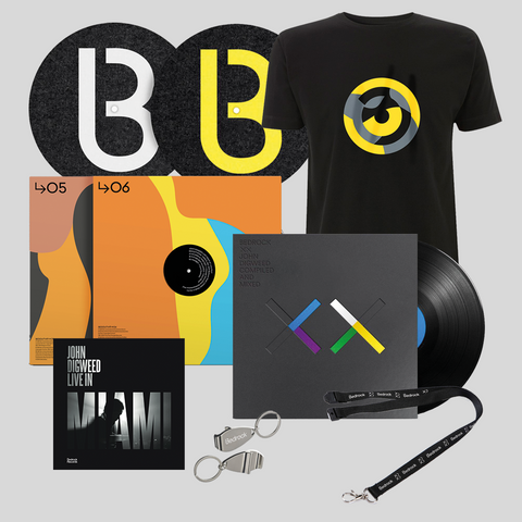 Bedrock Bundle Combo + T-Shirt + Accessories