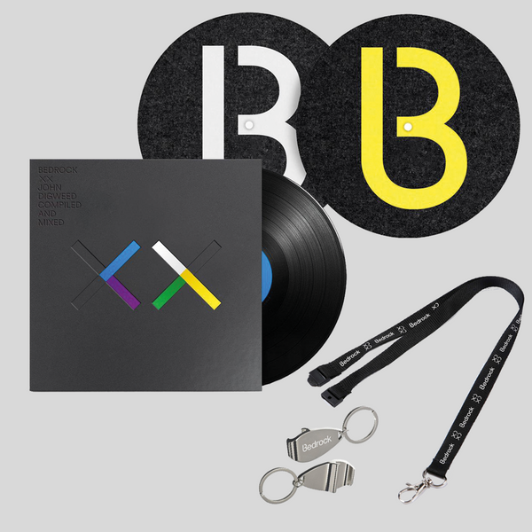 Bedrock XX £50 Vinyl Box Bundle
