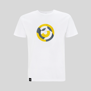 Vortex T-Shirt in White