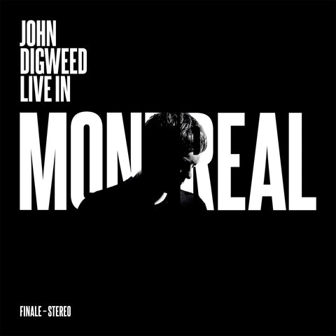 John Digweed Live In Montreal 3xCD (FINALE) [RE-PRESS]
