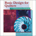 Basic Design for Quilters Digital ebook: same interior as Art + Quilt: design principles and creativity exercises