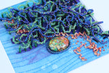 Bead It Like You Mean It online course beading on fabric with lyric kinard