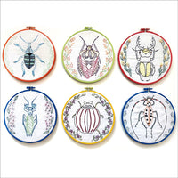 Embroidery Kits by Lyric Kinard All Buggy