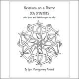 Sea Shanties: digital download coloring pages