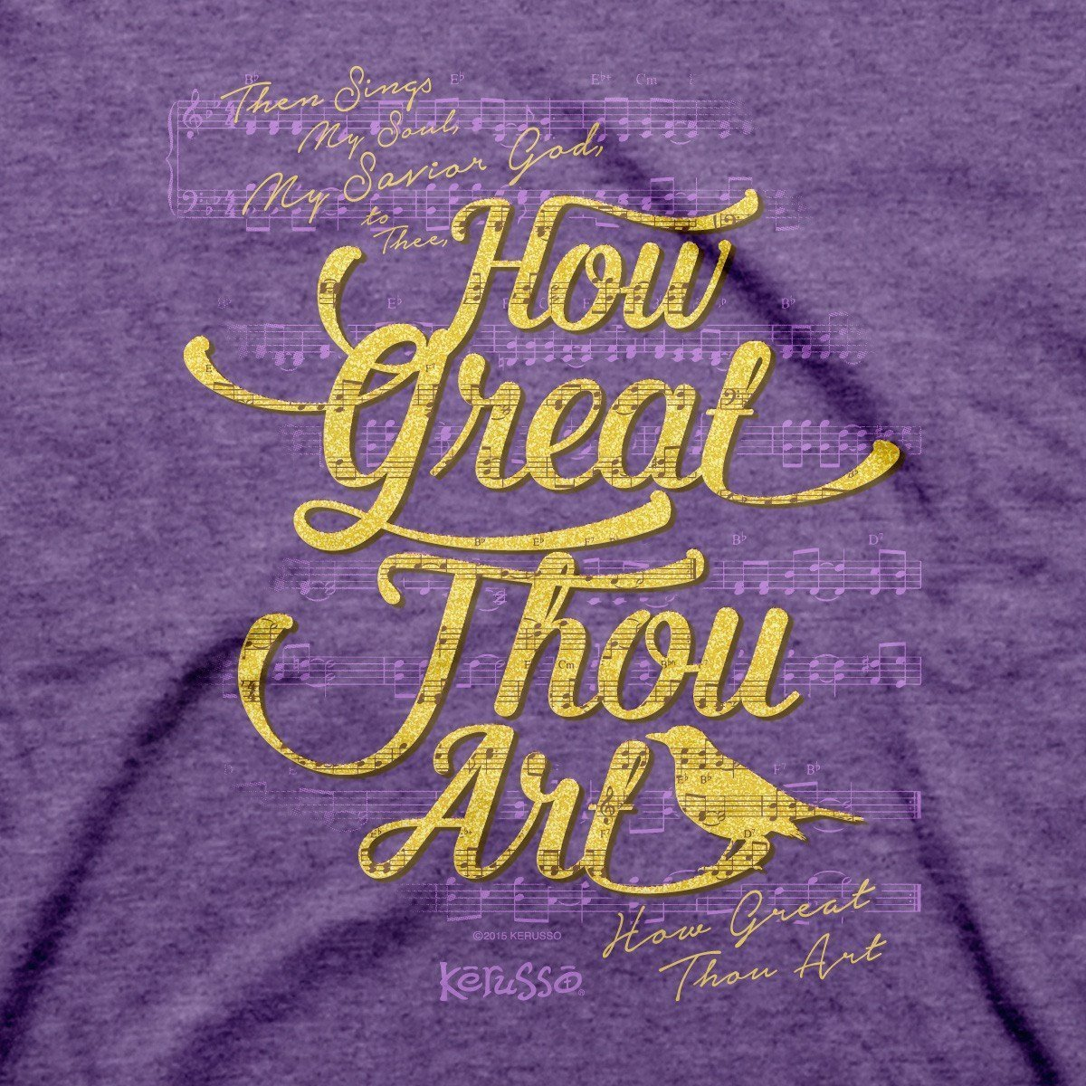 How Great Thou Art Christian T-Shirt ™