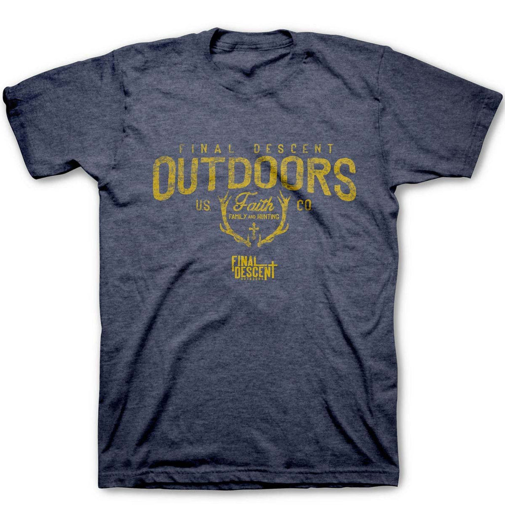 Final Descent Outdoors T-Shirt