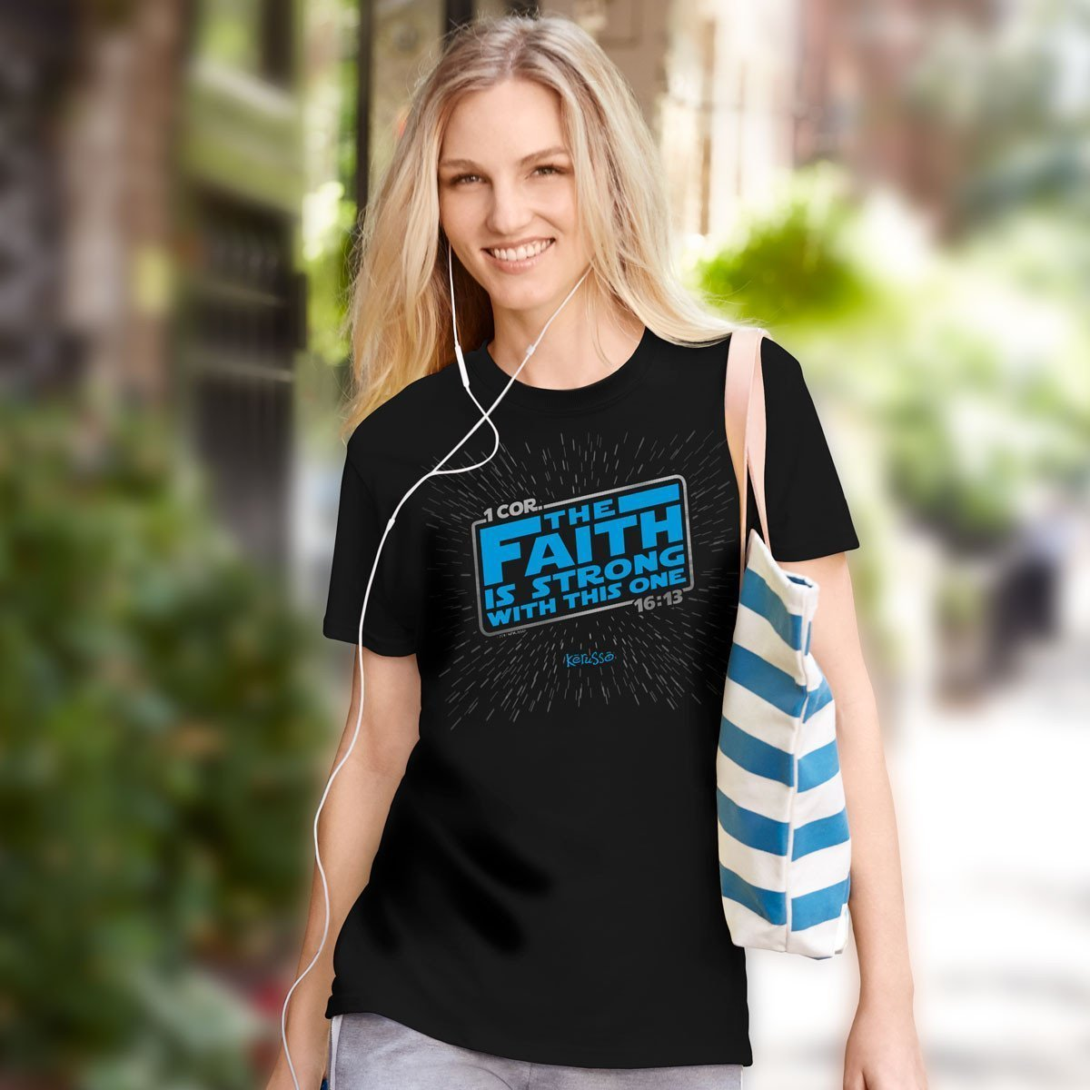 Faith Is Strong T-Shirt ™