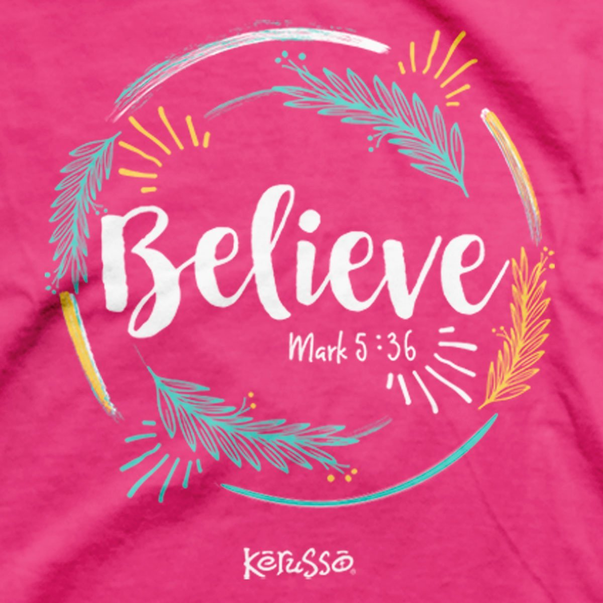Believe Adult T-Shirt ™