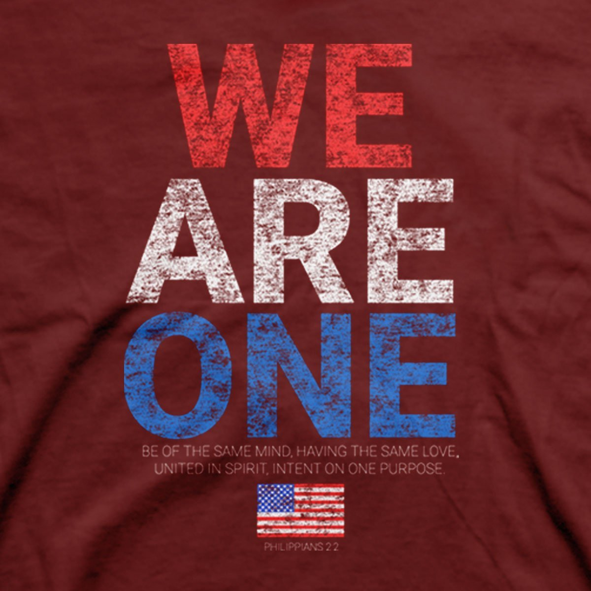 Patriotic 2018 Red Adult T-Shirt ™