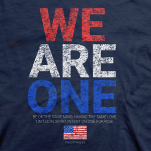 Patriotic 2018 Navy Adult T-Shirt ™
