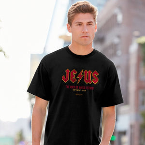 Kerusso® Adult T-Shirt - Jesus Rock