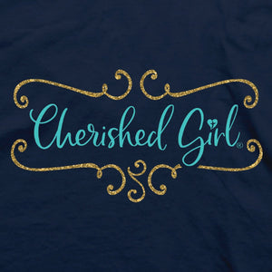 Cherished Girl® Womens T-Shirt How Great Thou Art