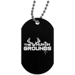 The Huntin Grounds - Dog Tag