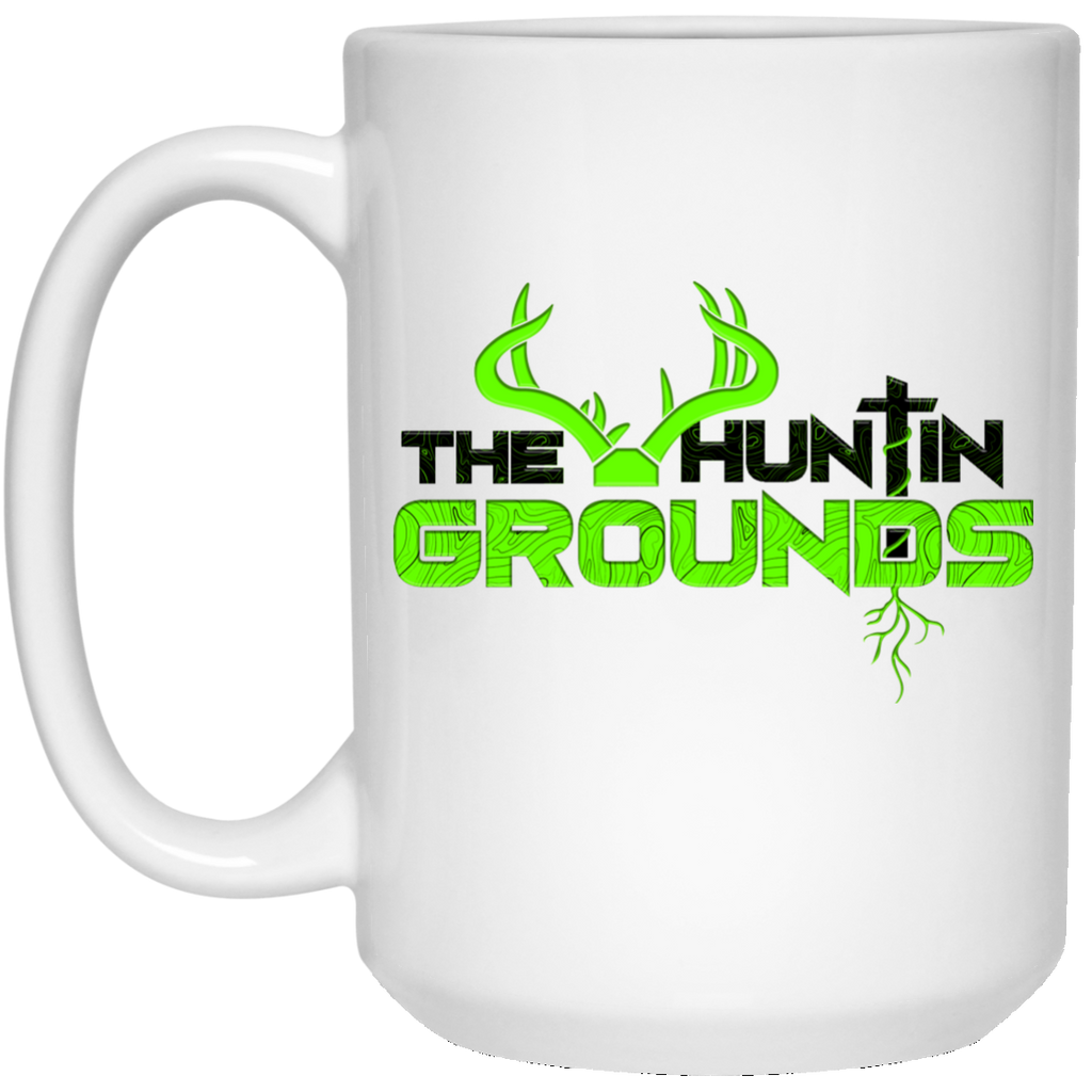 The Huntin Grounds - 15 oz. White