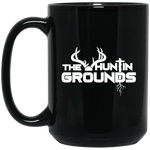 The Huntin Grounds - 15 oz. Black