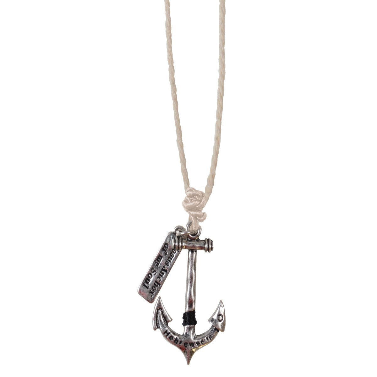 Anchor Of My Soul Necklace