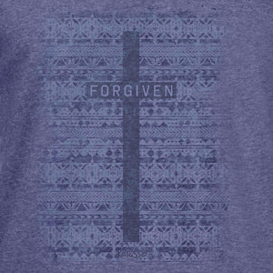 Forgiven Adult Hooded T-shirt ™