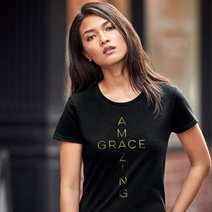 Amazing Grace Adult T-Shirt ™