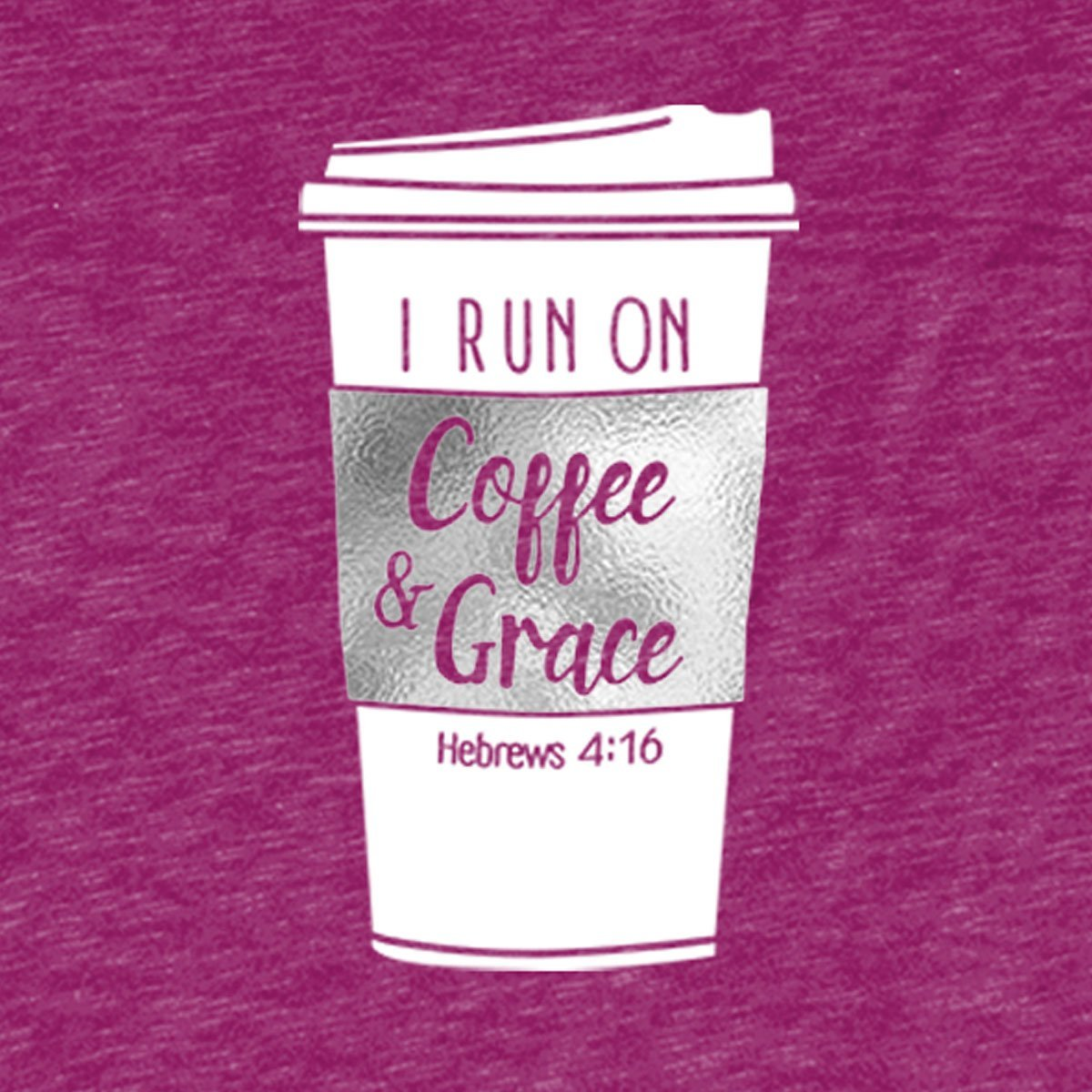 Coffee & Grace 2 Adult T-Shirt ™