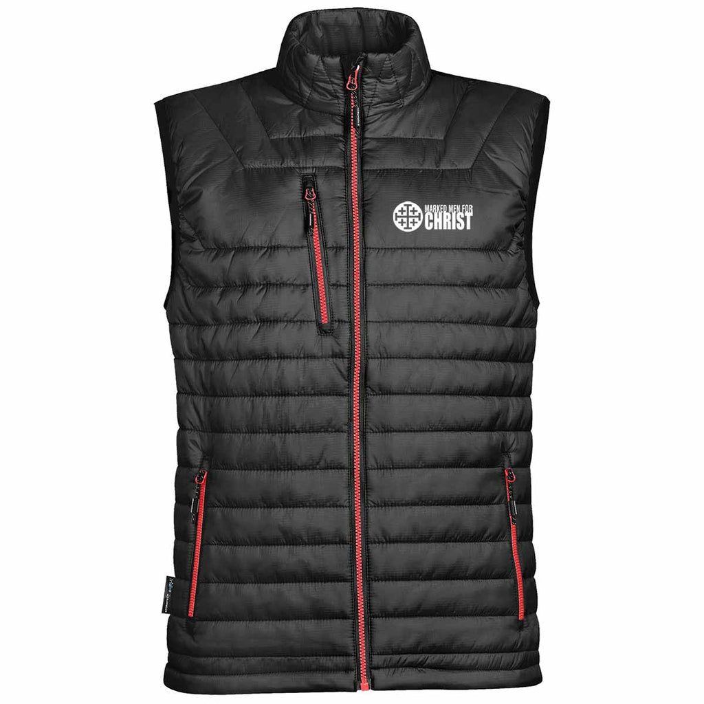Marked Men for Christ - Stormtech® Adult Men's Thermal Vest PFV2 - Logo