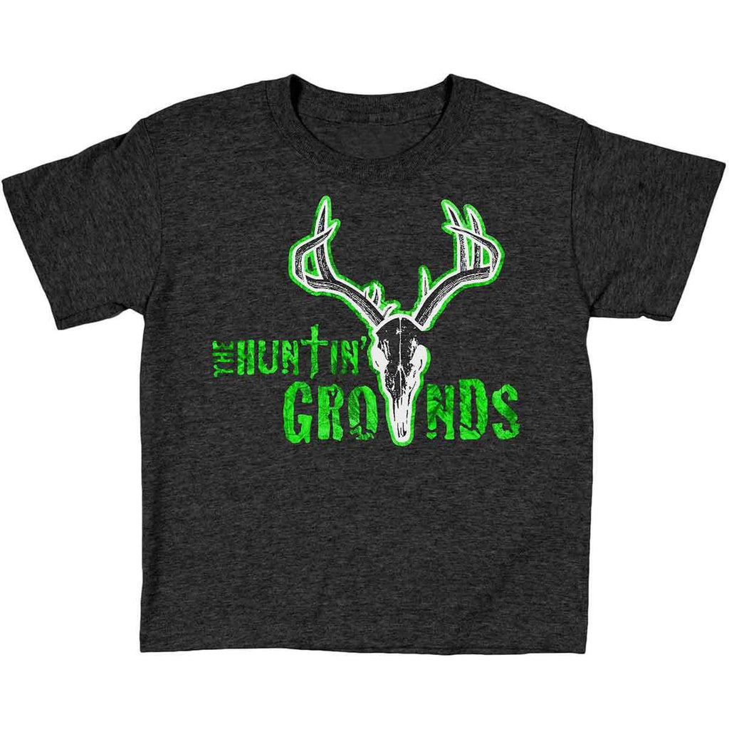 The Huntin Grounds - Logo - Youth T-Shirt