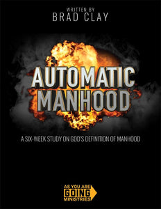 "Final Descent ""Automatic Manhood"" - Group Study Guide - Digital Download"