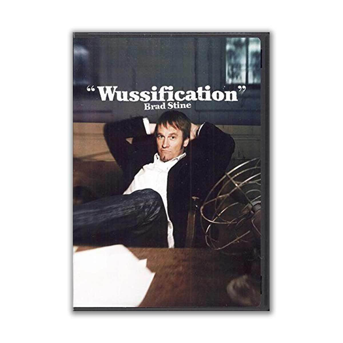 Brad Stine DVD - Wussification