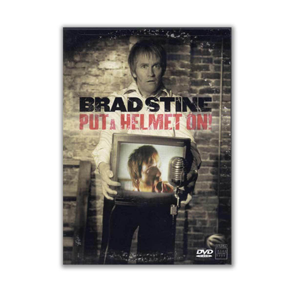 Brad Stine DVD - Put A Helmet On