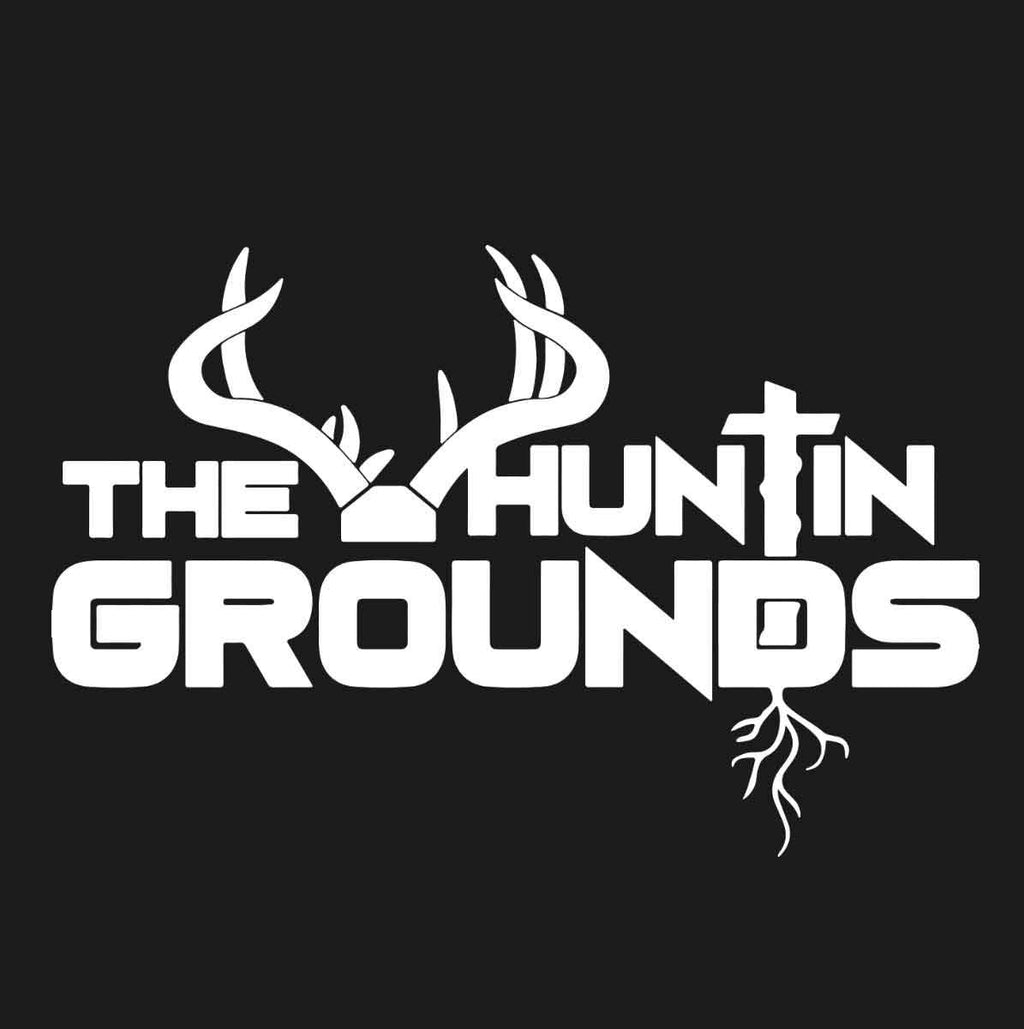 The Huntin Grounds - Logo Vinyl Decal